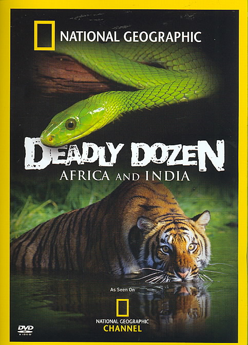 DEADLY DOZEN:AFRICA AND INDIA (DVD)